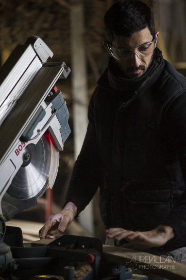 Des métiers et des mains : David Lefort, créateur-designer de mobilier